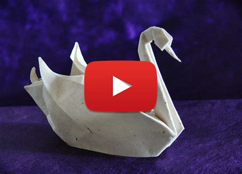 how to make origami swan how to make an origami swan 2016