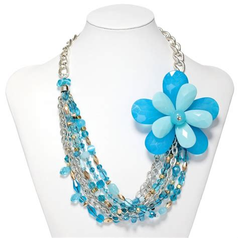 how to make a beaded chain necklace 8 statement necklaces you can wear into