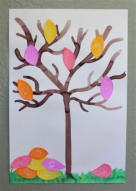 mystery crafts for such a fall themed letter activity for mystery