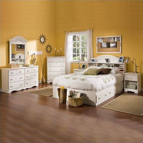 shore furniture bedroom set south shore summer size 6 bedroom
