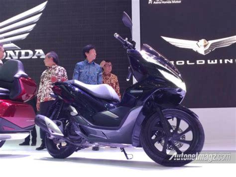 Pcx 2018 Cirebon iims 2018 astra honda perkenalkan honda pcx hybrid