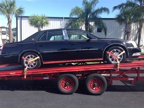 Cadillac Of Fort Myers by 2007 Cadillac Dts Luxury Ii Fort Myers Florida For Sale In