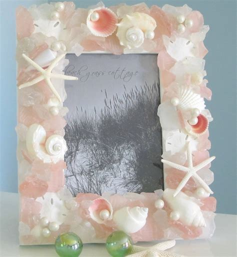 craft projects with shells 17 best images about crafts on sea
