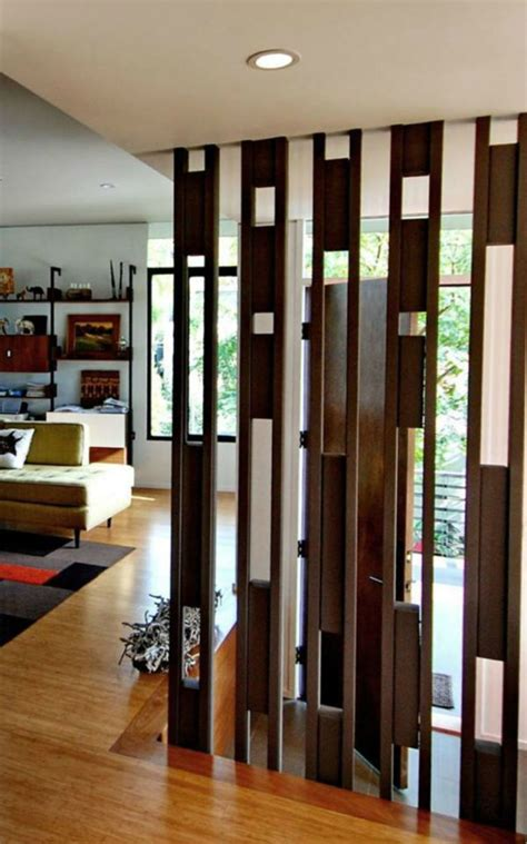 partition design room dividers ideas wooden partition wall design for home