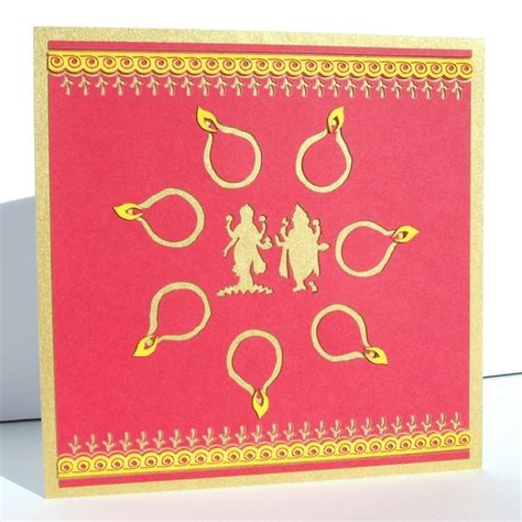 ideas for greeting cards diwali greeting card ideas family net