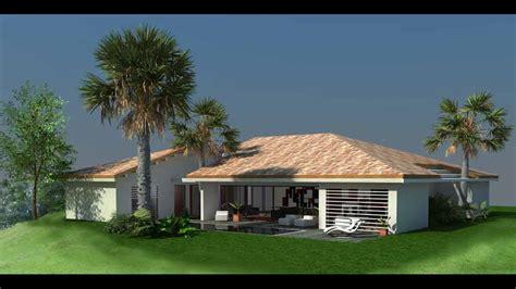 Maison D Architecte Contemporaine Plain Pied 2966 by Villa D Architecte Contemporaine De Plain Pied 224 Patio