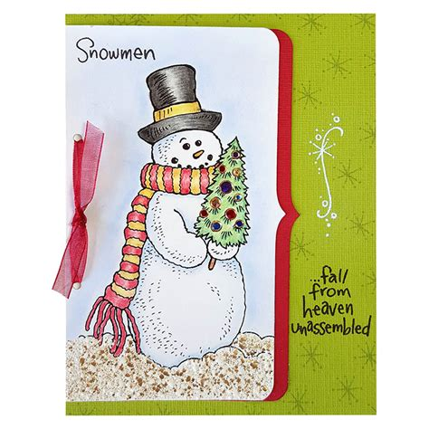 cling mounted rubber sts stendous cling mounted rubber sts snowmans tree
