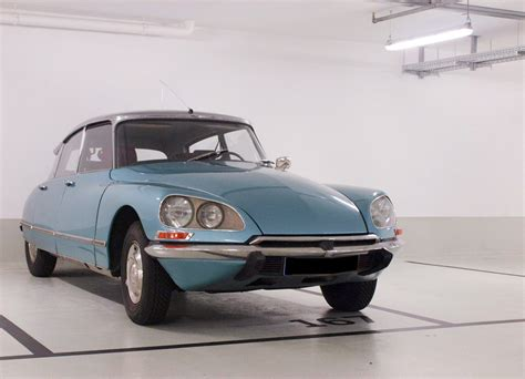 Citroen Ds 21 by 1970 Citro 235 N Ds 21 Pallas Petrolicious