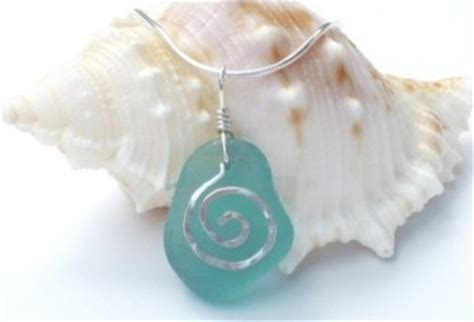 make sea glass jewelry carla garro sea glass necklace 373 215 254 jewelry