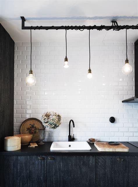 kitchen light bulb design idea a bright idea in kitchen lighting