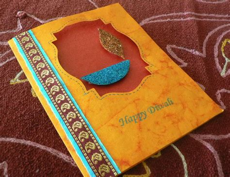 how to make diwali greeting cards my eco friendly diwali spread the light with these tips