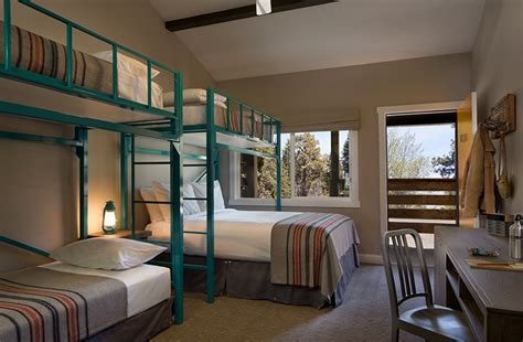 hotel bunk beds hnn guests cut costs stay together in bunk bed rooms