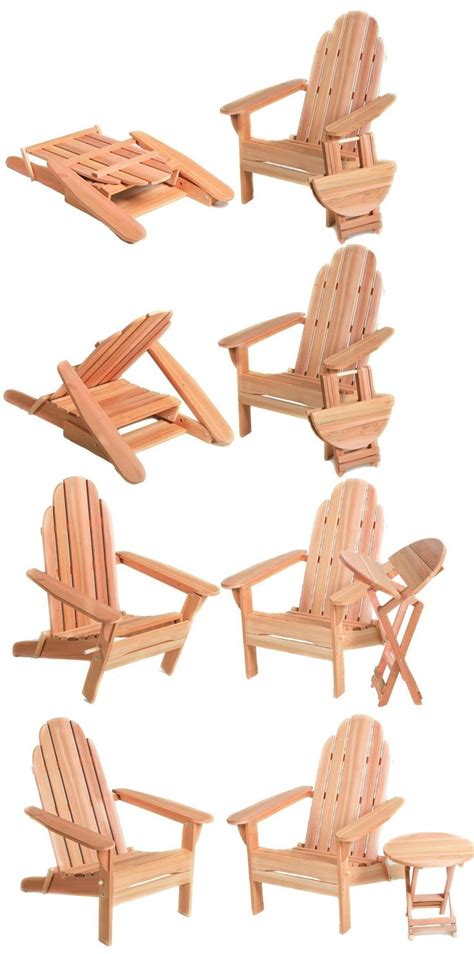 Folding Adirondack Chair Plans by 1000 Ideas About Adirondack Chairs On
