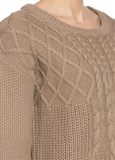 cotton knit for cable knit cotton sweater knits