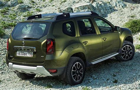 2016 renault duster facelift amt gearbox coming soon