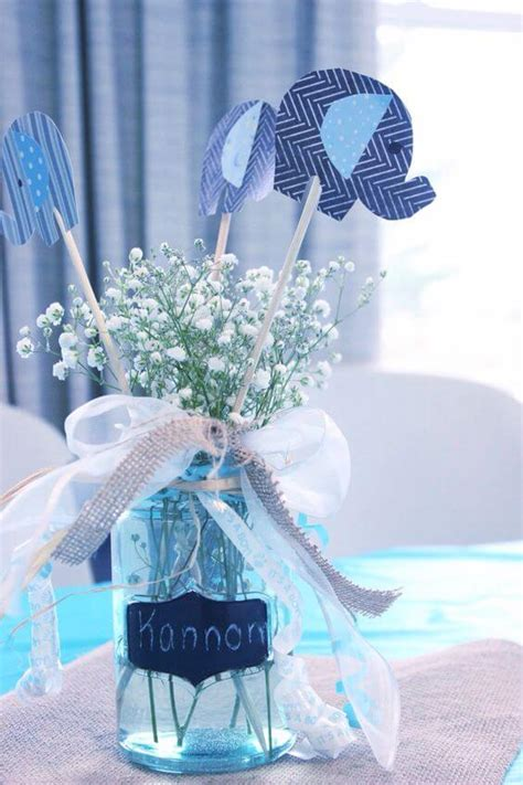 centerpiece for baby shower 15 easy to make baby shower centerpieces and decoration ideas