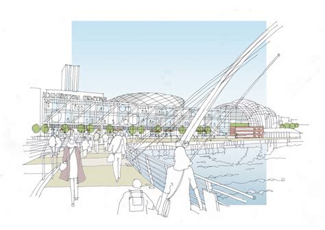 world renowned architects world renowned architects appointed for gateshead quays