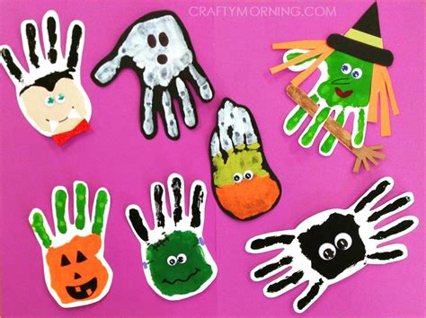 print crafts adorable handprint footprint crafts crafty morning