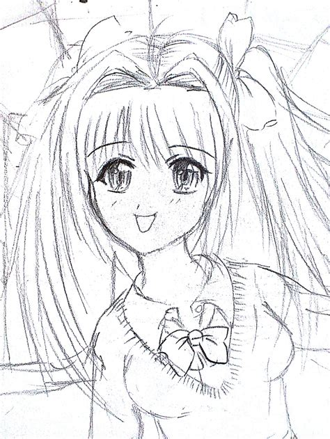 drawings of anime drawings 38 by irihime123chan on deviantart