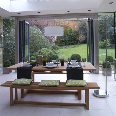 home and garden living room ideas garden room dining area modern dining room ideas ideal