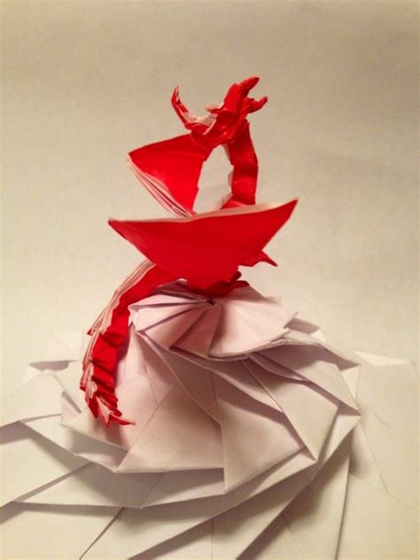 advanced origami crane 17 best images about origami on wings paper