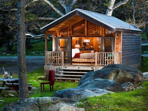 tiny house cabin tiny cottage house plan tiny cabin house one