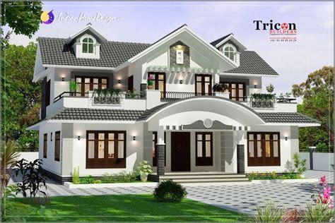 home plan designers 2786 sq ft 4 spacious bedroom marvelous kerala designer