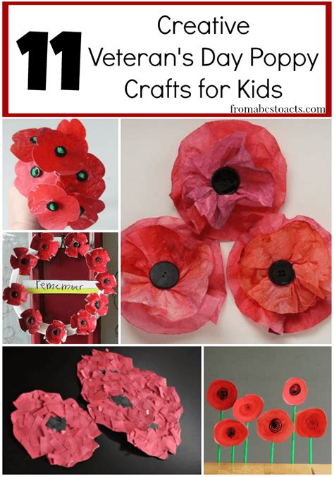poppy crafts for simple of a inspire me mondays