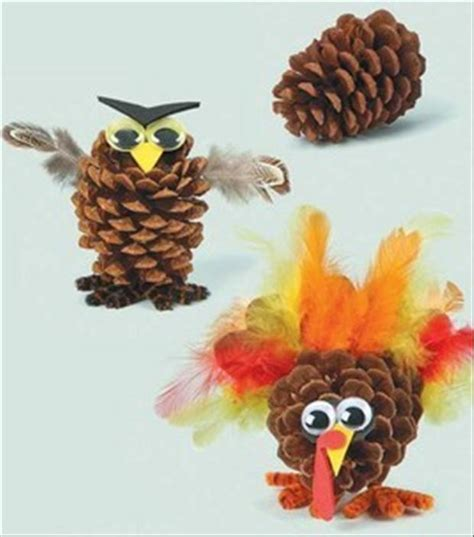 pine cone crafts for simple ideas that are borderline crafty 30 pics