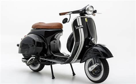 Modifikasi Motor Vespa Indonesia by Modifikasi Vespa Vbb 1963 Hadir Dengan Desain Yang Memukau