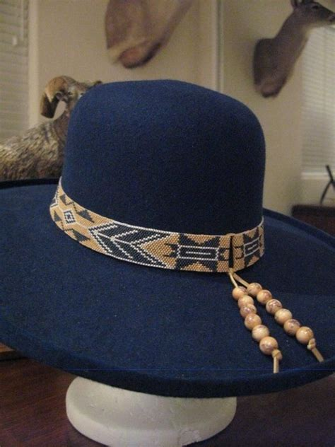 beaded hat bands for cowboy hats 25 best ideas about beaded hat bands on loom