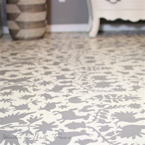 diy chalk paint floor inspiration monday plus features 5 15 scattered thoughts