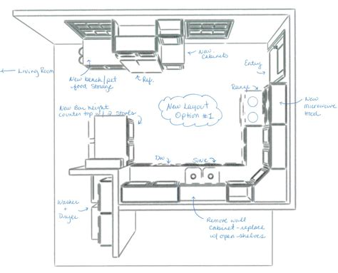 kitchen floor plan software the best 28 images of kitchen floor plan software