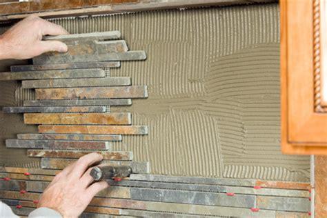 installing ceramic tile backsplash in kitchen how to create a tile backsplash diy true value projects