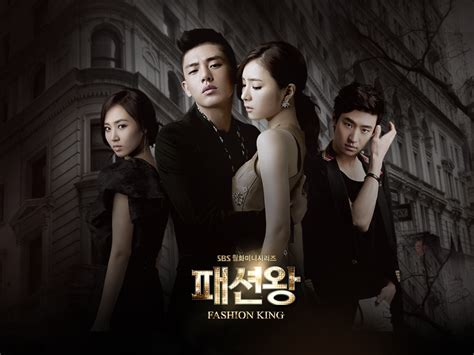 fashion king fashion king korean drama asianwiki