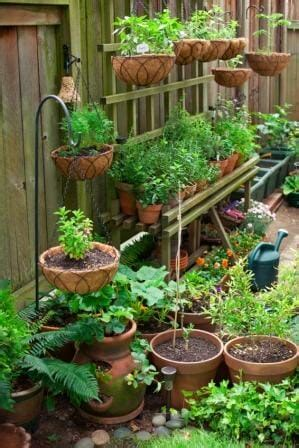 patio ideas for small gardens clever ways to add space with creative vertical gardens