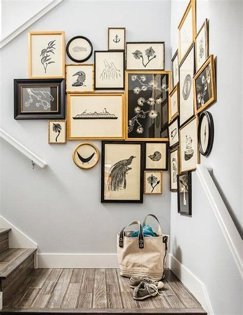 stairwell ideas 25 best ideas about stairwell decorating on