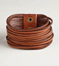 leather cuffs for jewelry 25 best ideas about leather bracelets on