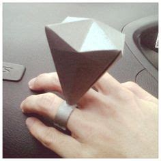 origami wedding ring diy on origami favor boxes and