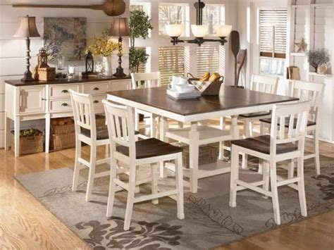 country dining room table sets cottage style kitchen tables country style kitchens