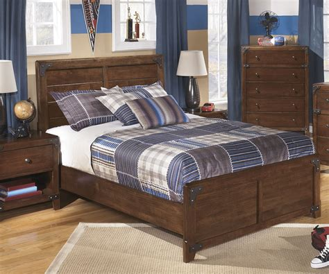 boys furniture bedroom sets furniture delburne size panel bed boys