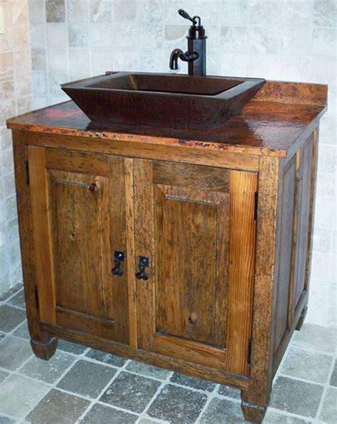 rustic wood bathroom vanity rustic bathroom vanity bathroom rustic bathroom