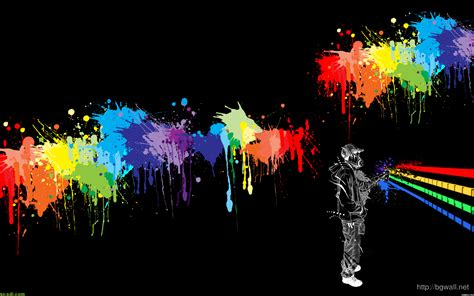 spray paint wallpaper abstract colorfull spray paint wallpaper background