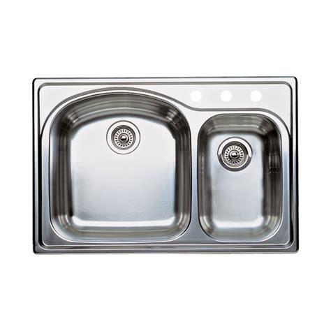 3 basin kitchen sink blanco 440171 3 wave 3 basin drop in kitchen