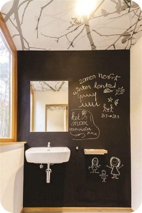 chalkboard paint ideas bathroom chalkboard paint wall ideas inspirations