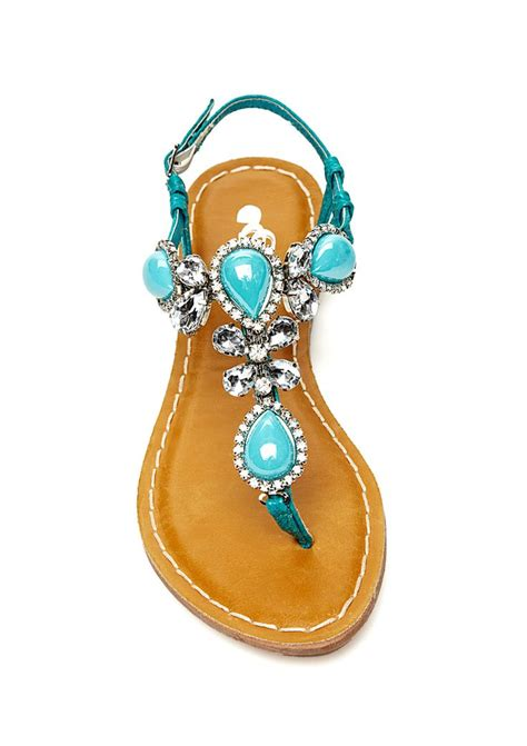 turquoise beaded sandals 1000 ideas about turquoise sandals on beaded