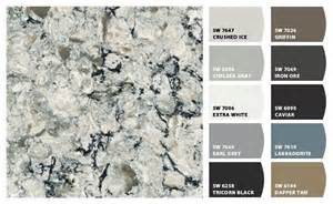 paint color quartz sherwin williams paint colors generated to coordinate with