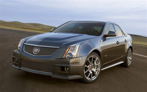 2012 Cadillac Cts V by 2012 Cadillac Cts V Sedan Front Three Quarter Photo 3