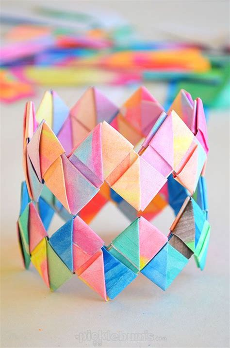 crafts for with paper 18 easy paper crafts for you ll want to make