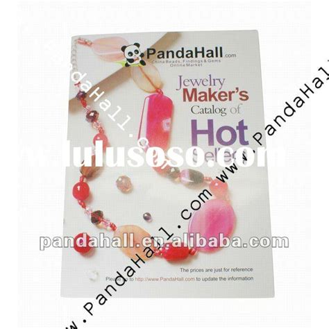 free jewelry supplies catalogs products catalog for sale price china manufacturer
